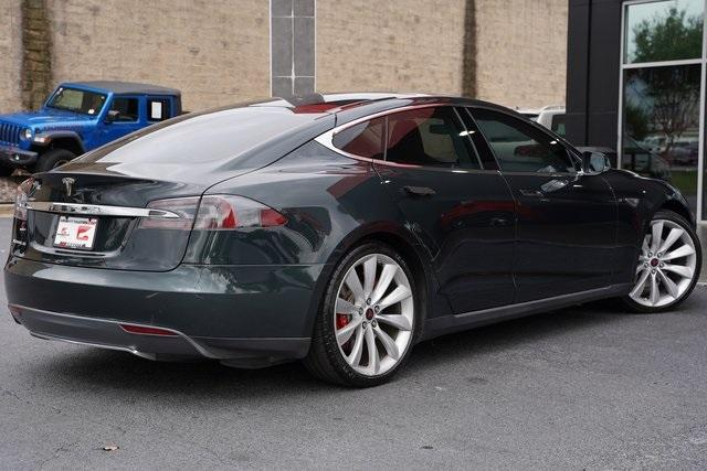 Used 2012 Tesla Model S Performance for sale $40,996 at Gravity Autos Roswell in Roswell GA 30076 13