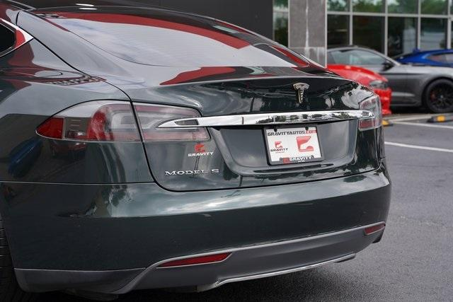 Used 2012 Tesla Model S Performance for sale $40,996 at Gravity Autos Roswell in Roswell GA 30076 14