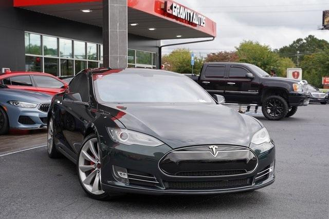 Used 2012 Tesla Model S Performance for sale $40,996 at Gravity Autos Roswell in Roswell GA 30076 2