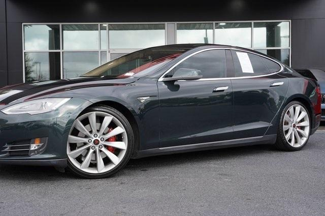 Used 2012 Tesla Model S Performance for sale $40,996 at Gravity Autos Roswell in Roswell GA 30076 3