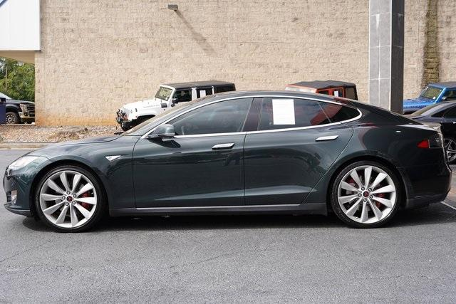 Used 2012 Tesla Model S Performance for sale $40,996 at Gravity Autos Roswell in Roswell GA 30076 4