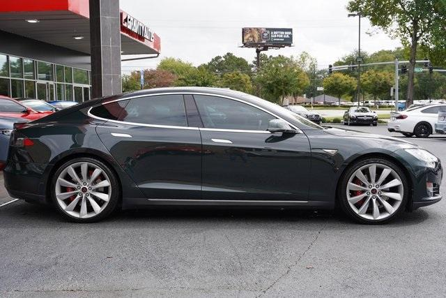Used 2012 Tesla Model S Performance for sale $40,996 at Gravity Autos Roswell in Roswell GA 30076 8