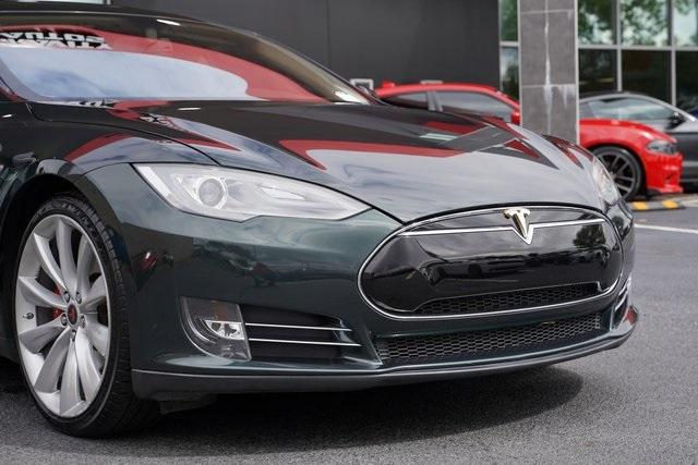 Used 2012 Tesla Model S Performance for sale $40,996 at Gravity Autos Roswell in Roswell GA 30076 9