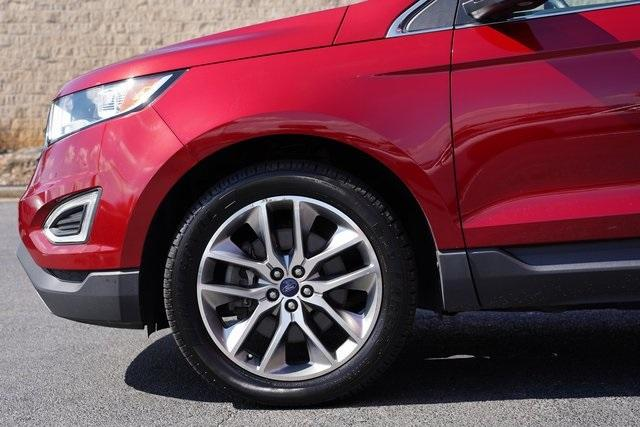 Used 2018 Ford Edge Titanium for sale $29,992 at Gravity Autos Roswell in Roswell GA 30076 10