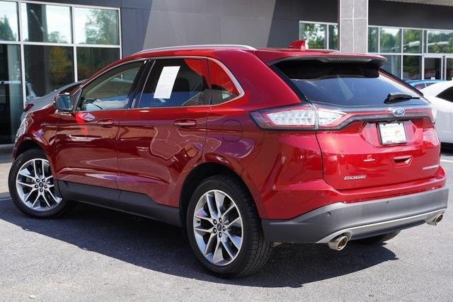 Used 2018 Ford Edge Titanium for sale $29,992 at Gravity Autos Roswell in Roswell GA 30076 11
