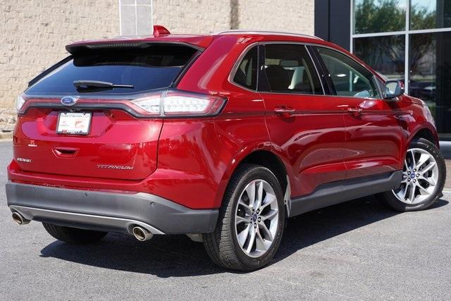 Used 2018 Ford Edge Titanium for sale $29,992 at Gravity Autos Roswell in Roswell GA 30076 13