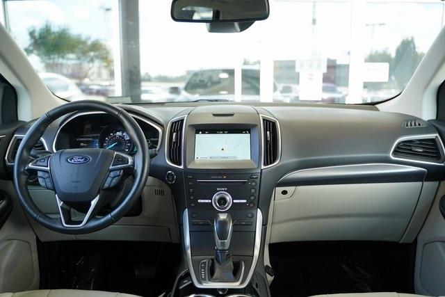 Used 2018 Ford Edge Titanium for sale $29,992 at Gravity Autos Roswell in Roswell GA 30076 15
