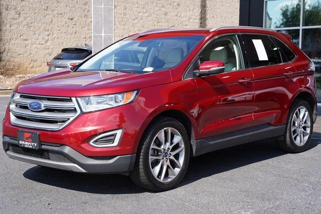 Used 2018 Ford Edge Titanium for sale $29,992 at Gravity Autos Roswell in Roswell GA 30076 5