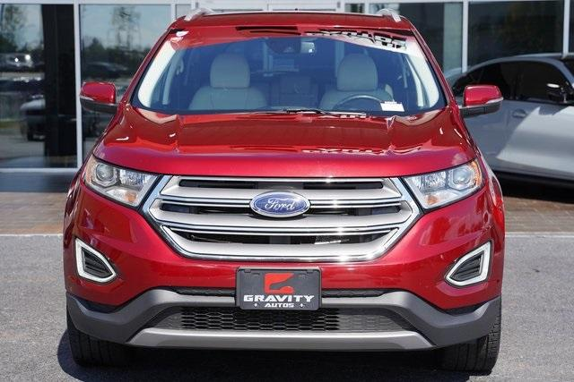 Used 2018 Ford Edge Titanium for sale $29,992 at Gravity Autos Roswell in Roswell GA 30076 6