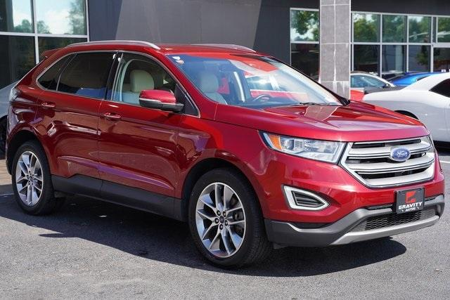Used 2018 Ford Edge Titanium for sale $29,992 at Gravity Autos Roswell in Roswell GA 30076 7