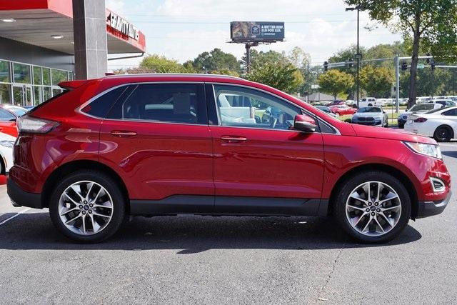 Used 2018 Ford Edge Titanium for sale $29,992 at Gravity Autos Roswell in Roswell GA 30076 8