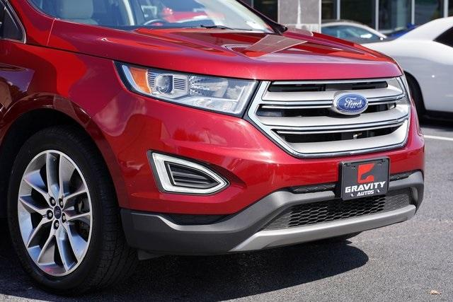Used 2018 Ford Edge Titanium for sale $29,992 at Gravity Autos Roswell in Roswell GA 30076 9