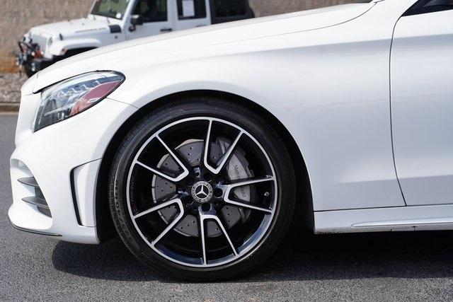 Used 2019 Mercedes-Benz C-Class C 300 for sale $34,992 at Gravity Autos Roswell in Roswell GA 30076 10