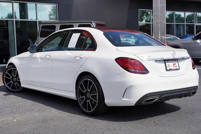 Used 2019 Mercedes-Benz C-Class C 300 for sale $34,992 at Gravity Autos Roswell in Roswell GA 30076 12