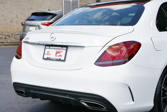 Used 2019 Mercedes-Benz C-Class C 300 for sale $34,992 at Gravity Autos Roswell in Roswell GA 30076 15