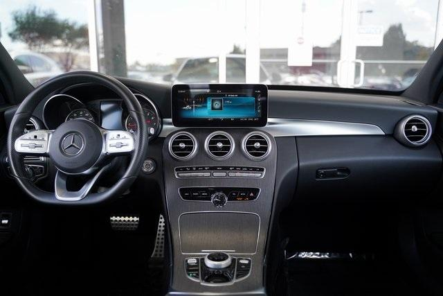 Used 2019 Mercedes-Benz C-Class C 300 for sale $34,992 at Gravity Autos Roswell in Roswell GA 30076 16