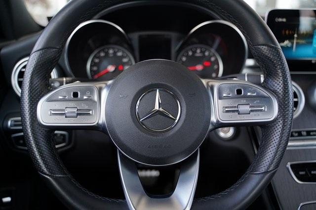 Used 2019 Mercedes-Benz C-Class C 300 for sale $34,992 at Gravity Autos Roswell in Roswell GA 30076 17