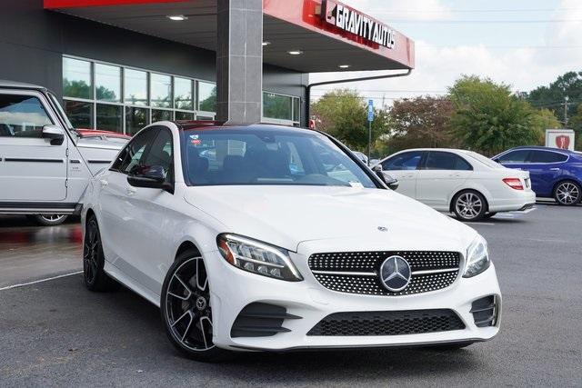 Used 2019 Mercedes-Benz C-Class C 300 for sale $34,992 at Gravity Autos Roswell in Roswell GA 30076 2
