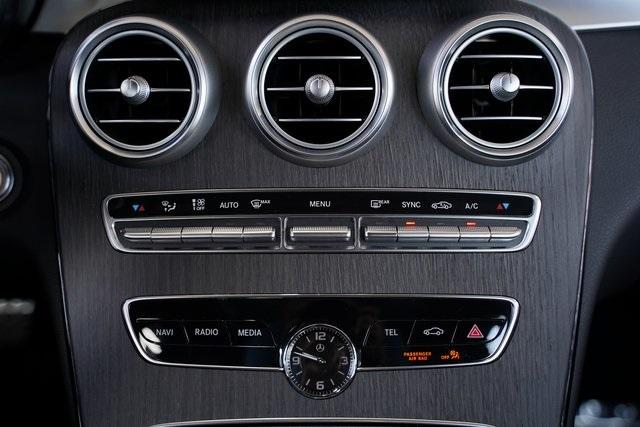 Used 2019 Mercedes-Benz C-Class C 300 for sale $34,992 at Gravity Autos Roswell in Roswell GA 30076 24
