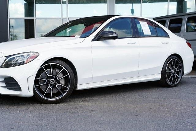 Used 2019 Mercedes-Benz C-Class C 300 for sale $34,992 at Gravity Autos Roswell in Roswell GA 30076 3