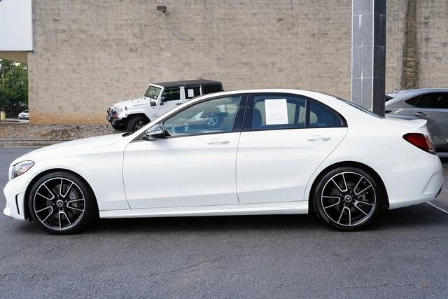 Used 2019 Mercedes-Benz C-Class C 300 for sale $34,992 at Gravity Autos Roswell in Roswell GA 30076 4