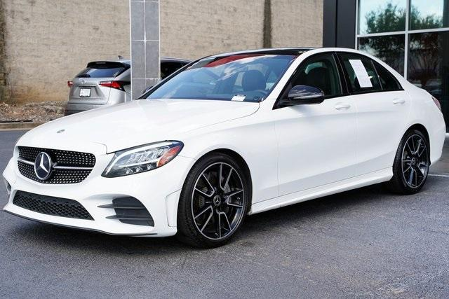 Used 2019 Mercedes-Benz C-Class C 300 for sale $34,992 at Gravity Autos Roswell in Roswell GA 30076 5
