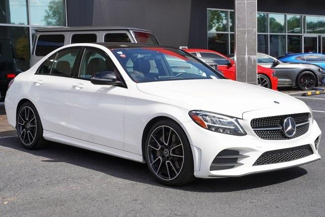 Used 2019 Mercedes-Benz C-Class C 300 for sale $34,992 at Gravity Autos Roswell in Roswell GA 30076 7