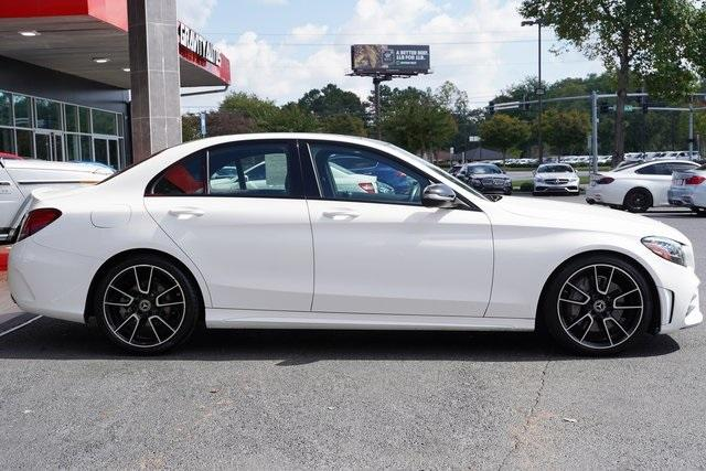 Used 2019 Mercedes-Benz C-Class C 300 for sale $34,992 at Gravity Autos Roswell in Roswell GA 30076 8