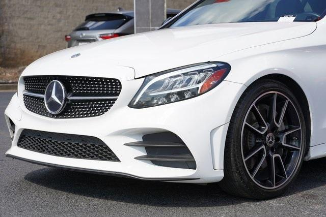 Used 2019 Mercedes-Benz C-Class C 300 for sale $34,992 at Gravity Autos Roswell in Roswell GA 30076 9