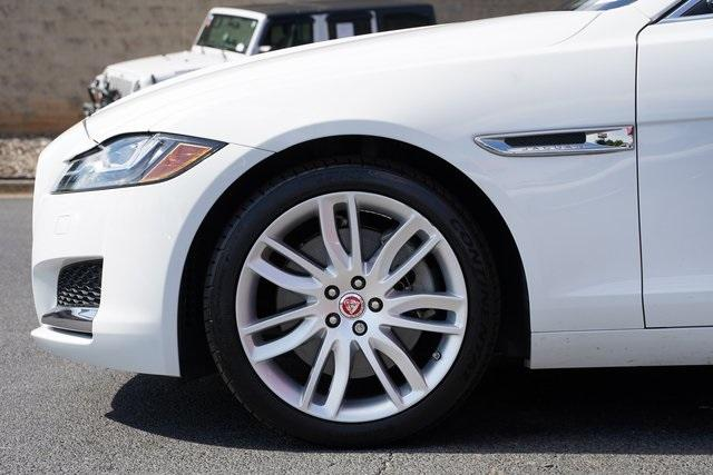 Used 2016 Jaguar XF 35t Prestige for sale $27,992 at Gravity Autos Roswell in Roswell GA 30076 10