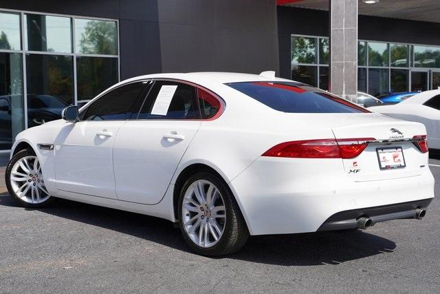 Used 2016 Jaguar XF 35t Prestige for sale $27,992 at Gravity Autos Roswell in Roswell GA 30076 11