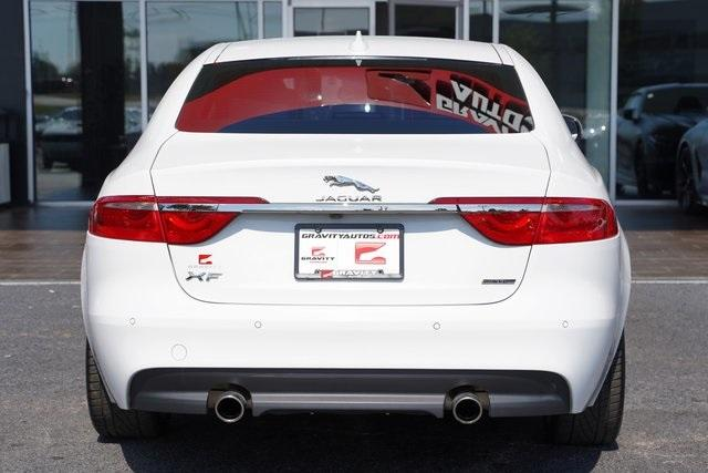 Used 2016 Jaguar XF 35t Prestige for sale $27,992 at Gravity Autos Roswell in Roswell GA 30076 12