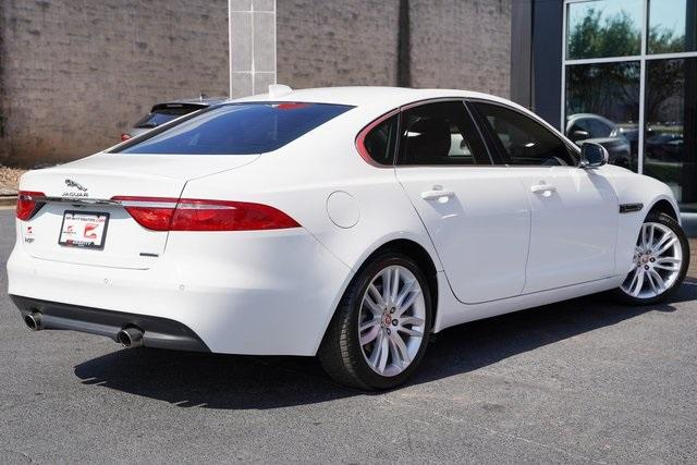 Used 2016 Jaguar XF 35t Prestige for sale $27,992 at Gravity Autos Roswell in Roswell GA 30076 13