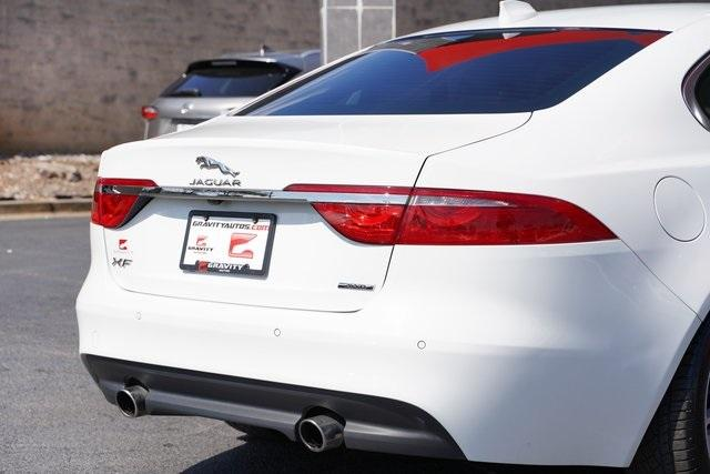 Used 2016 Jaguar XF 35t Prestige for sale $27,992 at Gravity Autos Roswell in Roswell GA 30076 14