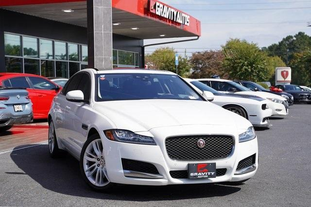 Used 2016 Jaguar XF 35t Prestige for sale $27,992 at Gravity Autos Roswell in Roswell GA 30076 2
