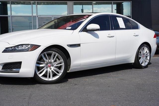 Used 2016 Jaguar XF 35t Prestige for sale $27,992 at Gravity Autos Roswell in Roswell GA 30076 3