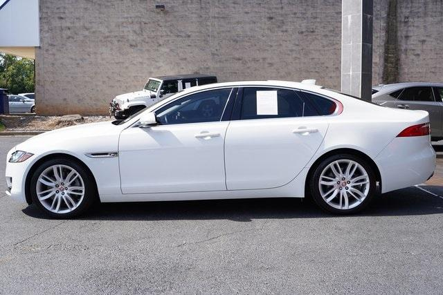 Used 2016 Jaguar XF 35t Prestige for sale $27,992 at Gravity Autos Roswell in Roswell GA 30076 4