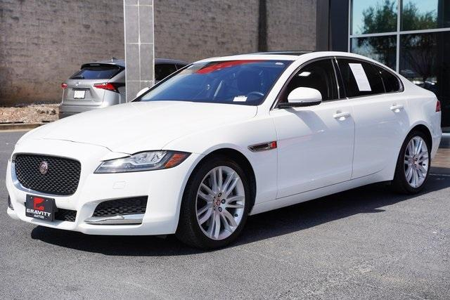 Used 2016 Jaguar XF 35t Prestige for sale $27,992 at Gravity Autos Roswell in Roswell GA 30076 5