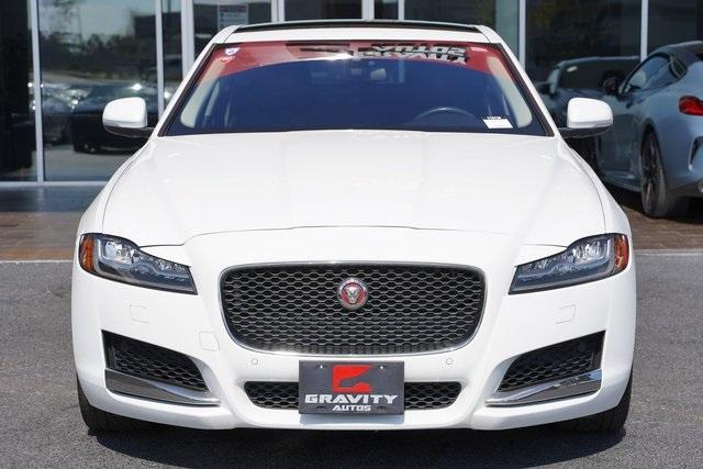Used 2016 Jaguar XF 35t Prestige for sale $27,992 at Gravity Autos Roswell in Roswell GA 30076 6