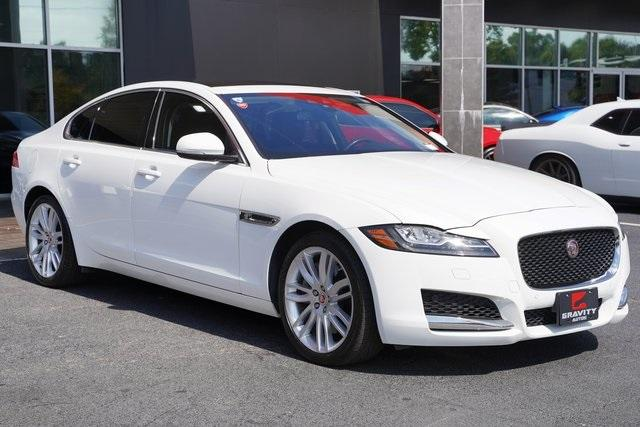 Used 2016 Jaguar XF 35t Prestige for sale $27,992 at Gravity Autos Roswell in Roswell GA 30076 7