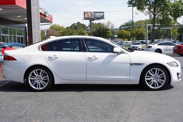 Used 2016 Jaguar XF 35t Prestige for sale $27,992 at Gravity Autos Roswell in Roswell GA 30076 8