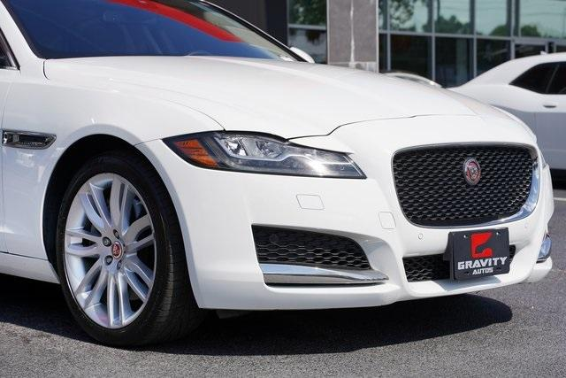 Used 2016 Jaguar XF 35t Prestige for sale $27,992 at Gravity Autos Roswell in Roswell GA 30076 9