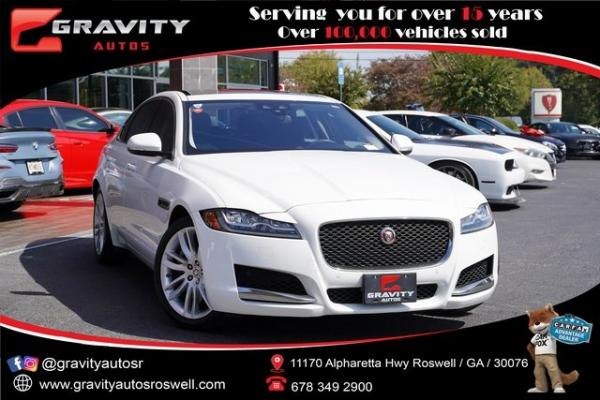 Used 2016 Jaguar XF 35t Prestige for sale $27,992 at Gravity Autos Roswell in Roswell GA