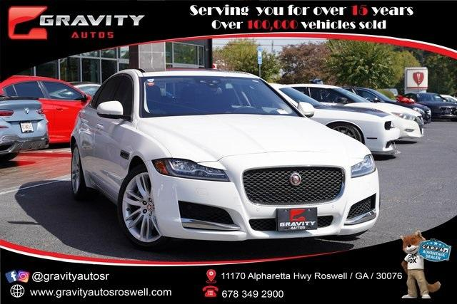 Used 2016 Jaguar XF 35t Prestige for sale $27,992 at Gravity Autos Roswell in Roswell GA 30076 1