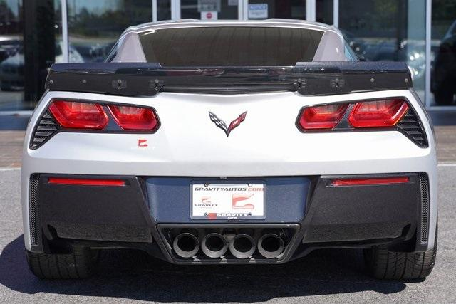 Used 2016 Chevrolet Corvette Stingray for sale $49,996 at Gravity Autos Roswell in Roswell GA 30076 12
