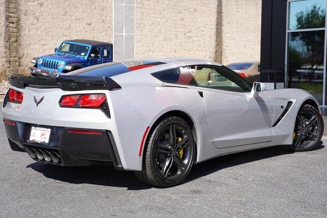 Used 2016 Chevrolet Corvette Stingray for sale $49,996 at Gravity Autos Roswell in Roswell GA 30076 13