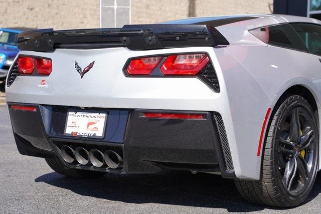 Used 2016 Chevrolet Corvette Stingray for sale $49,996 at Gravity Autos Roswell in Roswell GA 30076 14