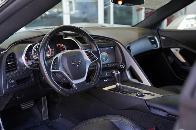 Used 2016 Chevrolet Corvette Stingray for sale $49,996 at Gravity Autos Roswell in Roswell GA 30076 16