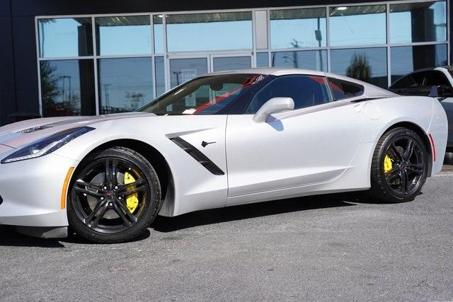 Used 2016 Chevrolet Corvette Stingray for sale $49,996 at Gravity Autos Roswell in Roswell GA 30076 3