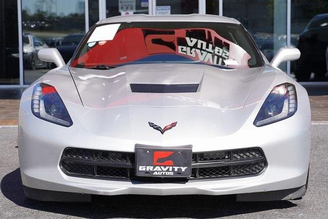 Used 2016 Chevrolet Corvette Stingray for sale $49,996 at Gravity Autos Roswell in Roswell GA 30076 6